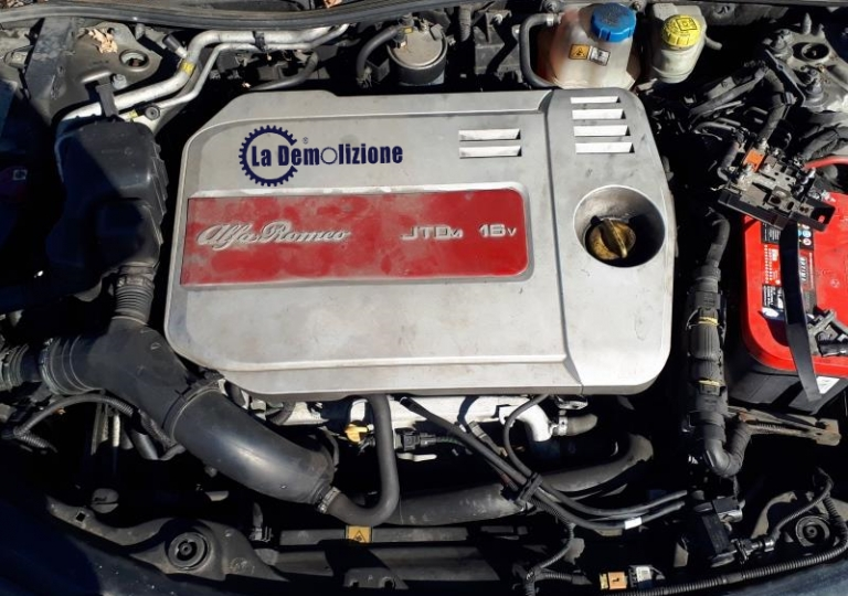 Motore 159 jtdm 16V
