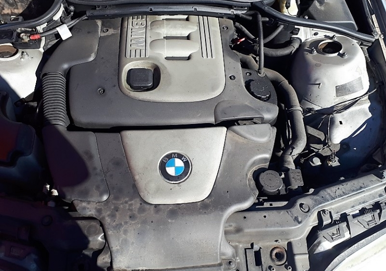 Motore BMW 320D
