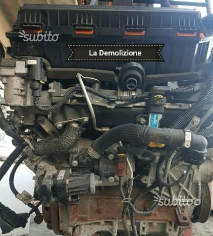 Motore Fiat Panda 1.3 mjt